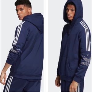 NWT | Adidas Outline Hoody